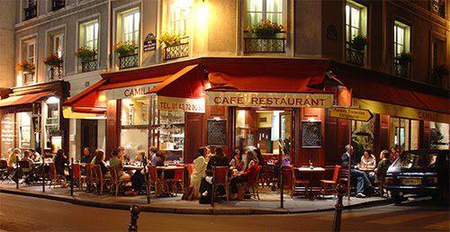 Cafe Jean Pierre Menu