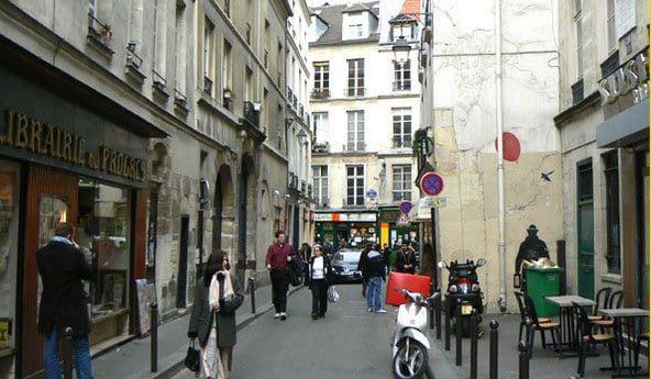 Rue De Paris Ville Juif