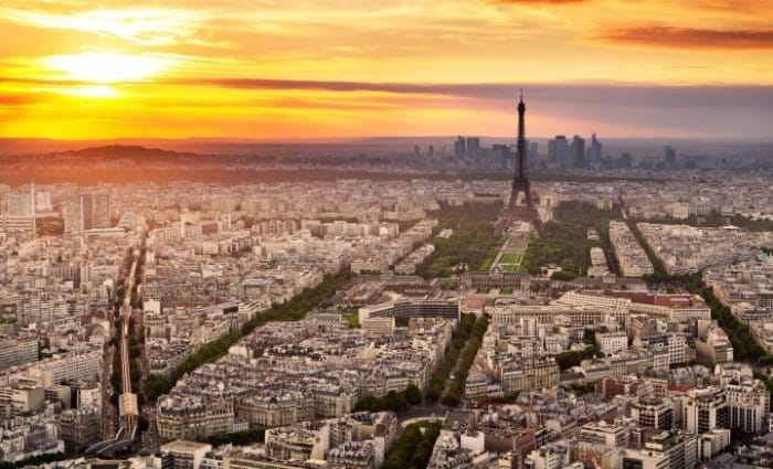 Top 5 attractions for the best Paris views