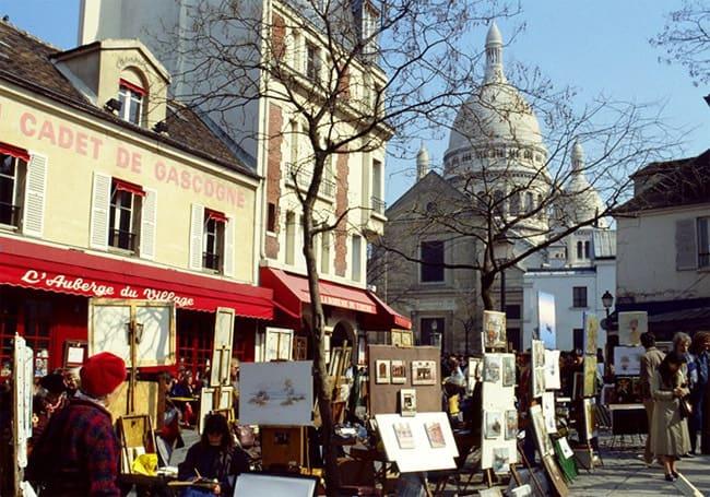 Restaurants Near Vincent Square
