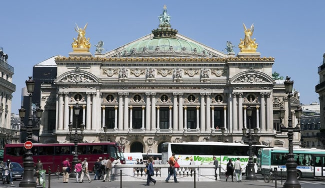 Things to do in Paris around the Opera