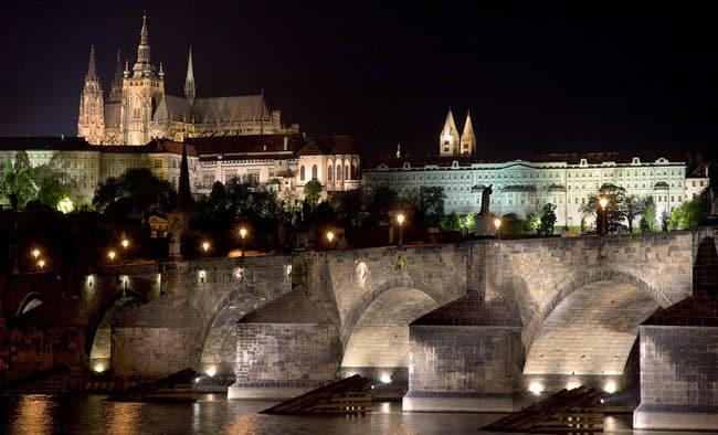 Things to do around the Prague Castle