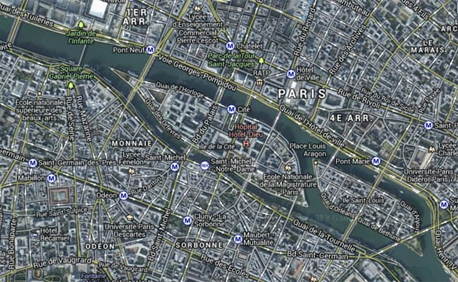 Top 5 Bridges in Paris
