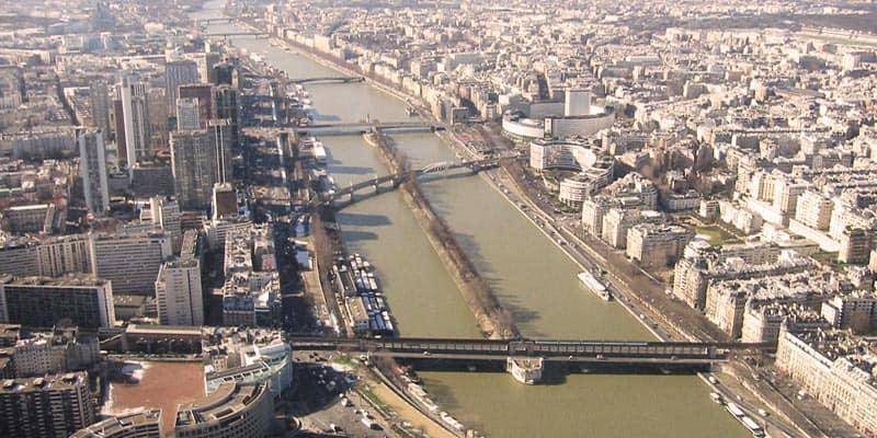 bridges-paris