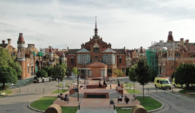 Things to do in Barcelona in June - mordernist