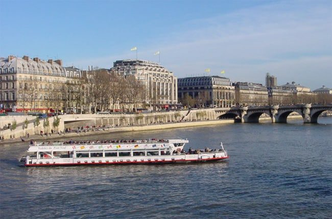 How to enjoy the River Seine