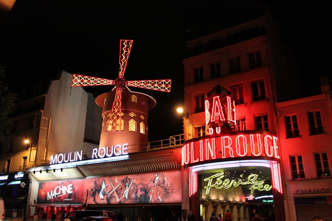 Things to do near the Moulin Rouge