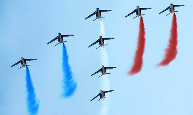 Things to do in Paris on Bastille Day