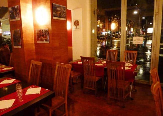 Best Foreign Restaurants In Paris