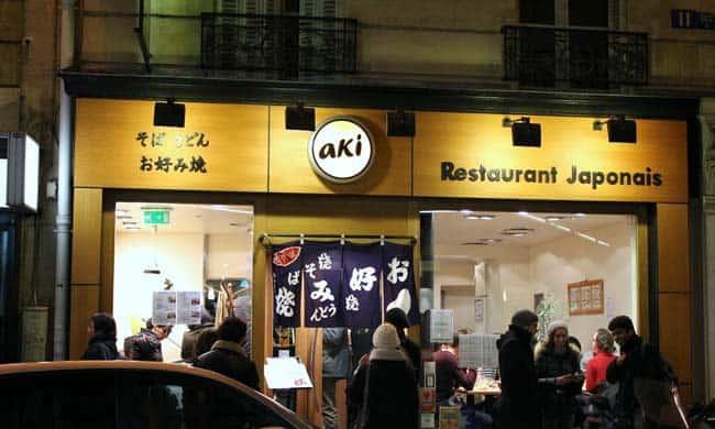 Aki Restaurant Paris
