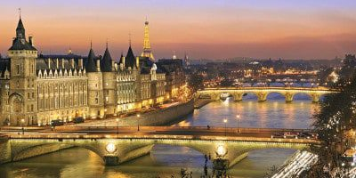 Paris-bridges