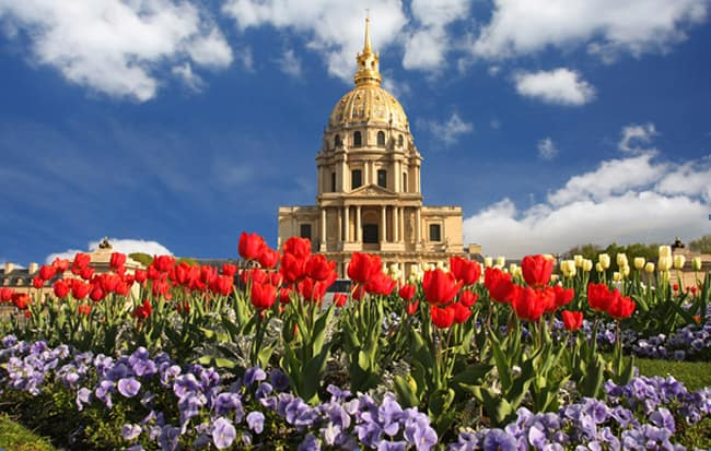 Things to do between Invalides and the Eiffel Tower
