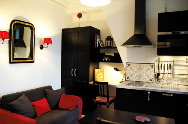 rent flat Paris