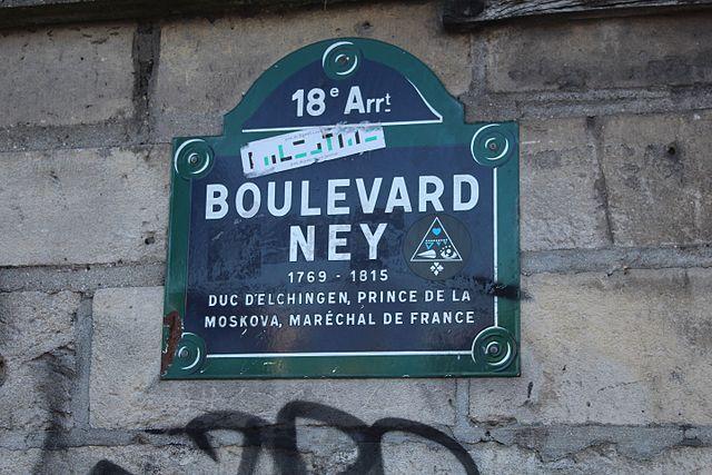 Boulevard Ney