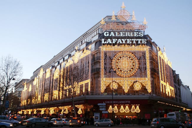Parisian department stores: which is the best?