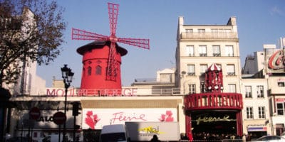 French Restaurants Near Moulin Rouge