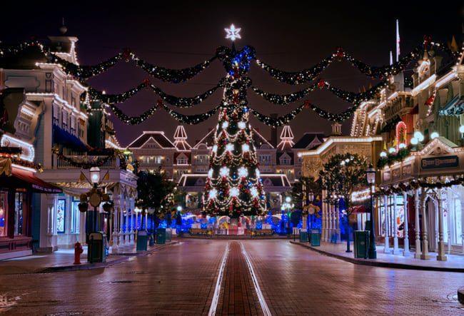 Decoration Sapin De Noel Disneyland Paris