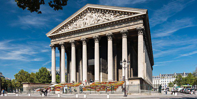 Things to do near concorde - L orangerie la madeleine ...