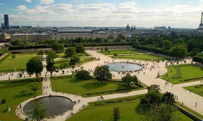 Paris best outside activities