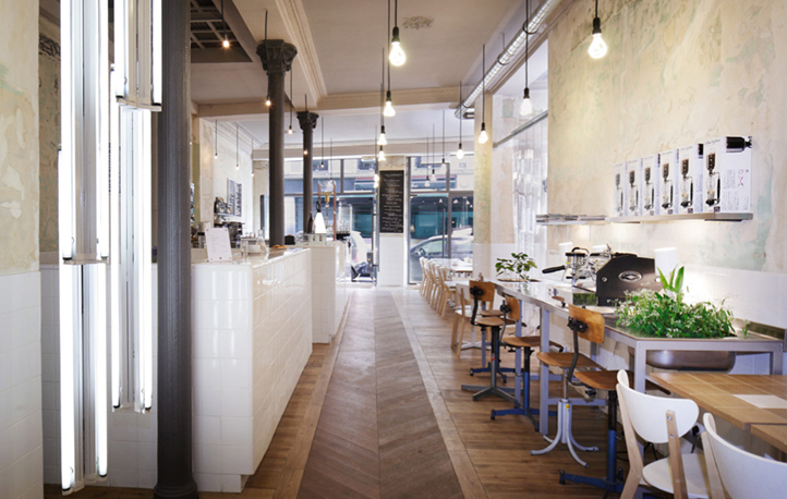 Top 5 Paris cafes cafe-coutume