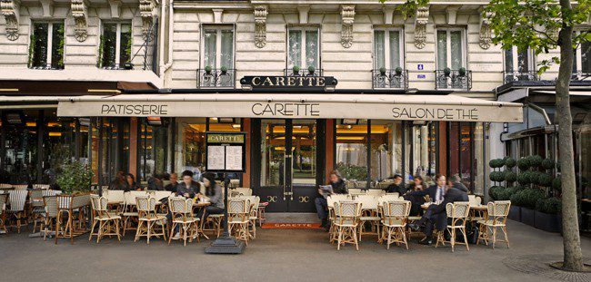top 5 paris cafes. Black Bedroom Furniture Sets. Home Design Ideas