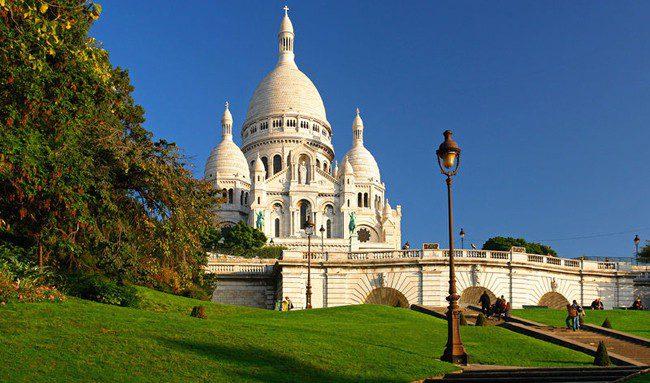 Montmartre Basilica