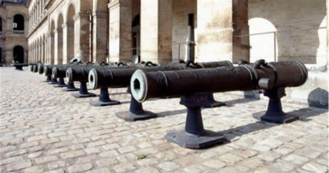 Invalides museum