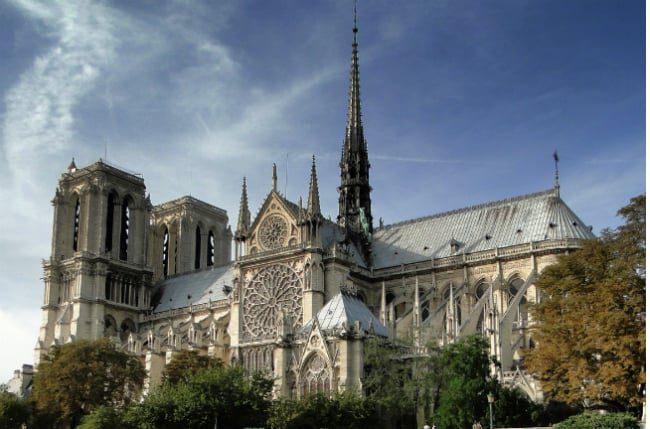 Assez Things to do in Notre-Dame de Paris EA88