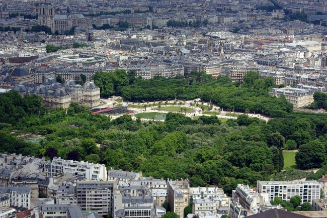What to do in Luxembourg gardens, in Paris?
