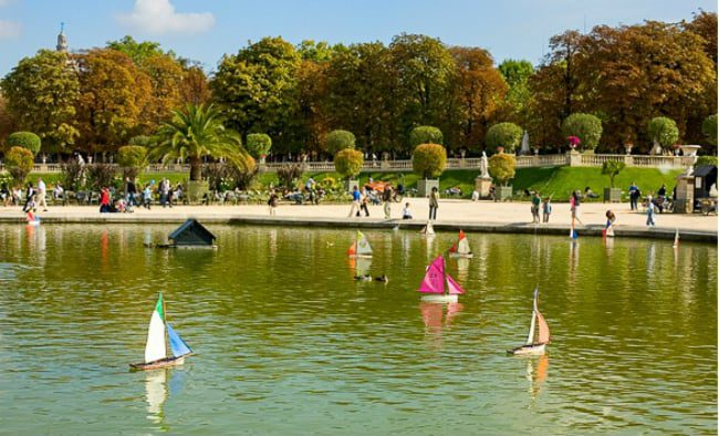 What To Do In Luxembourg Gardens In Paris Discover