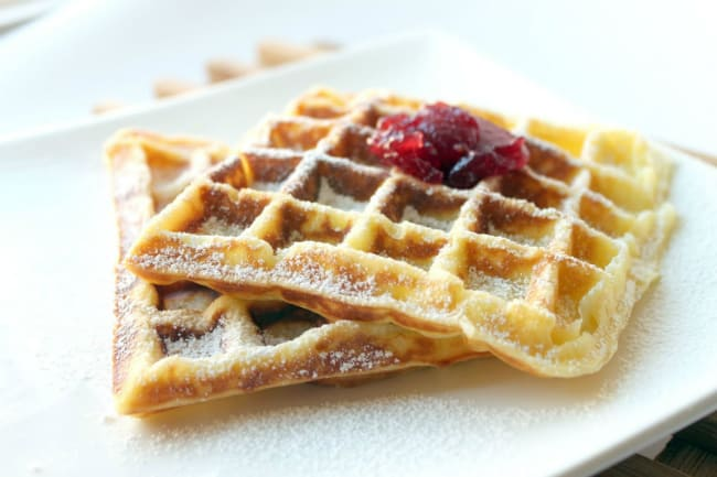 Image result for the front counter paris waffles