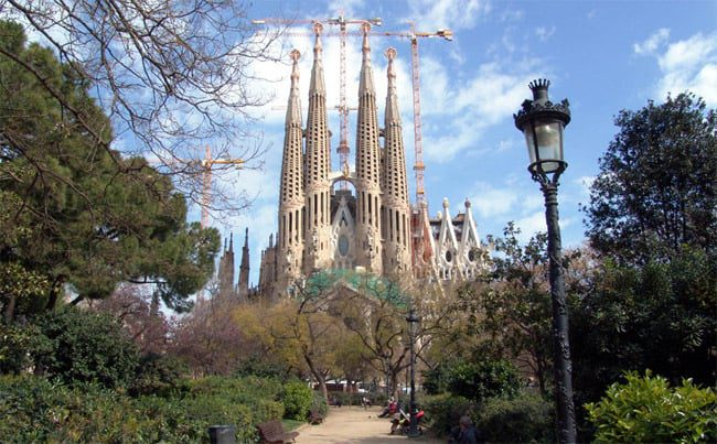 What to see in the Eixample area in Barcelona