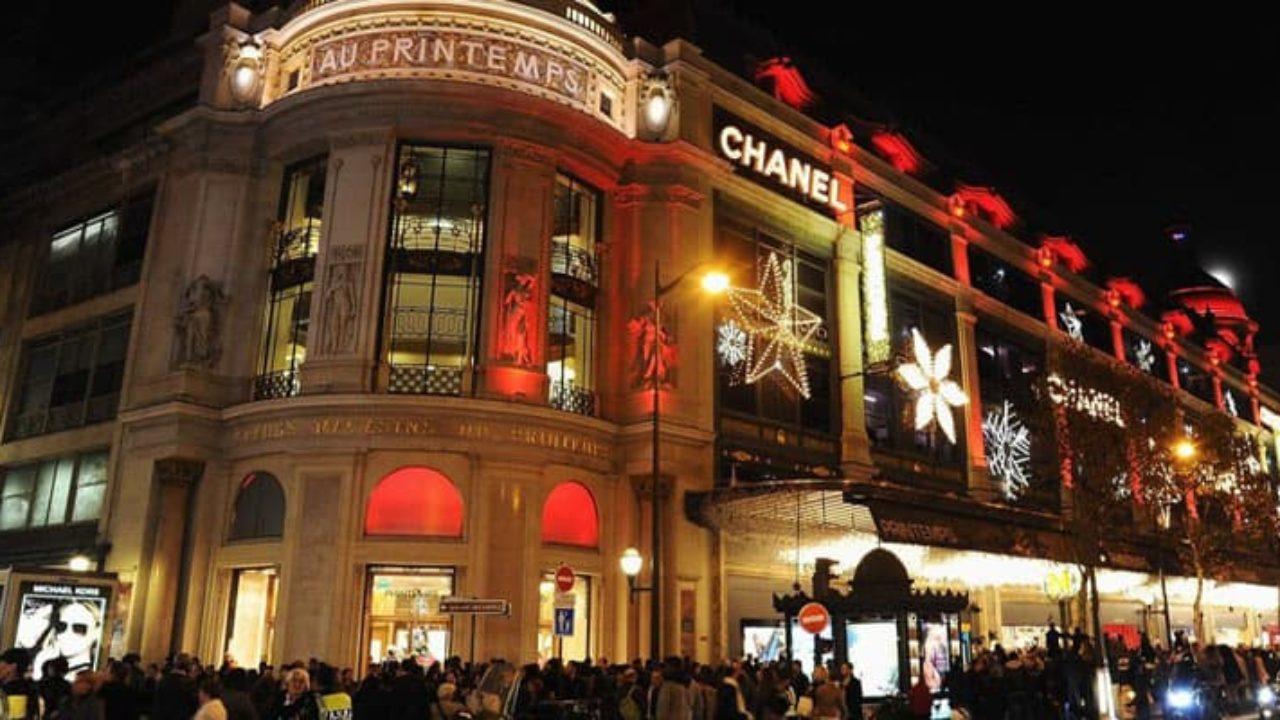 Department Stores In Paris Discover Walks Paris