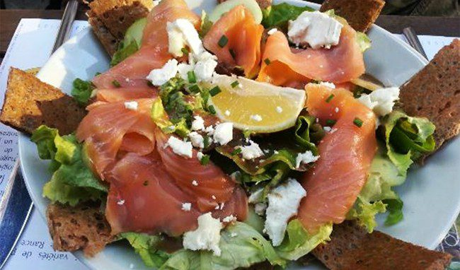 Top 5 paris french food lunch places for A french cuisine