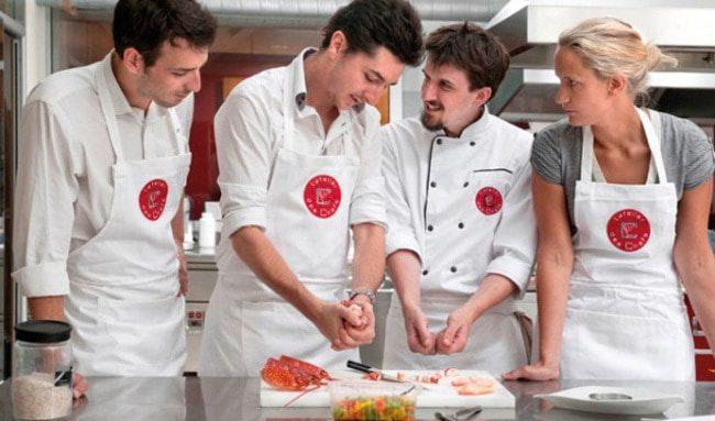 Top 5 Paris cooking classes latelier-chefs