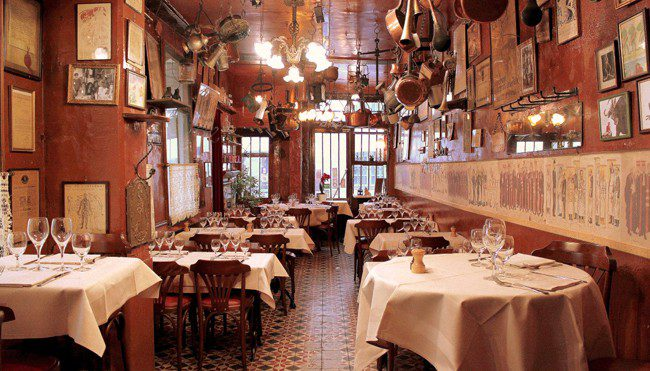 Top 5 paris authentic french food restaurants for Roger la grenouille paris