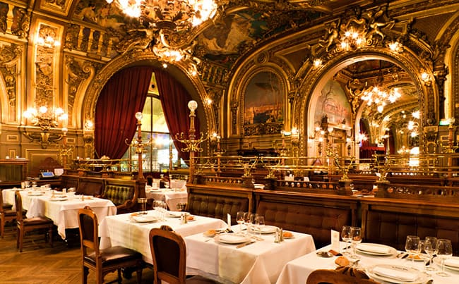 Top 5 paris authentic french food restaurants for Paris restaurant