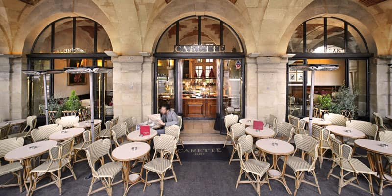 Paris-cafe