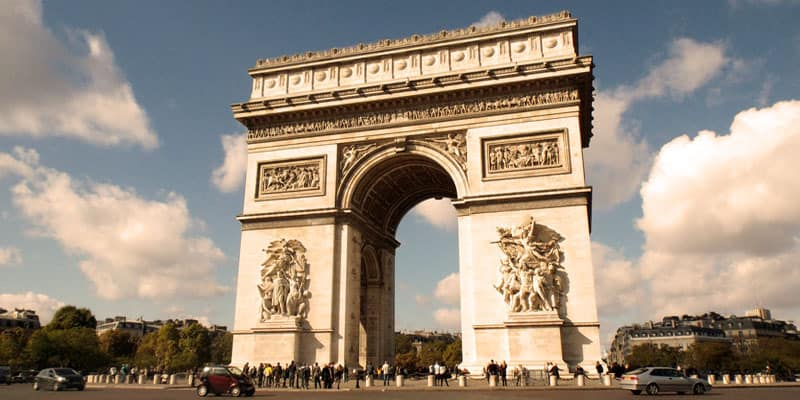 Things To Do Around The Arc De Triomphe In Paris