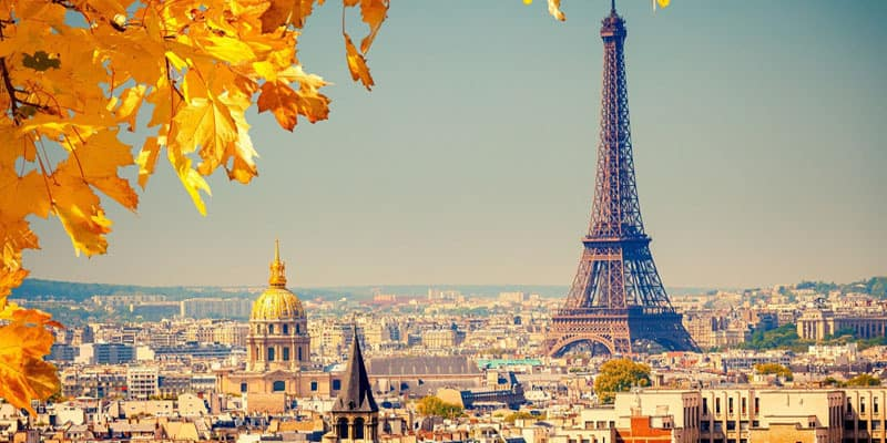 Things to do in Paris this fall