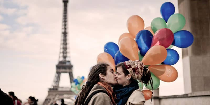 Paris-lovers