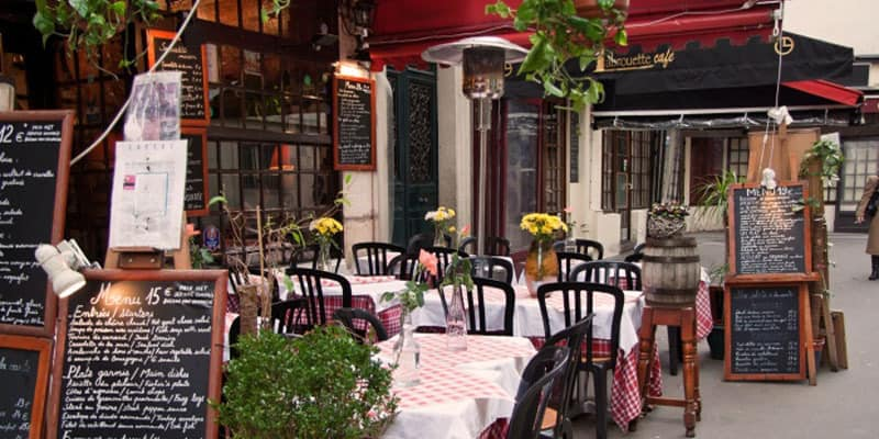 Paris-restaurant