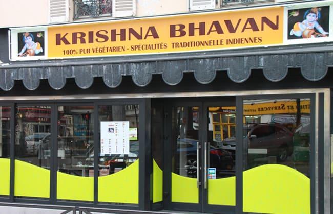 Top 5 indian restaurants in paris for Krishna bhavan paris