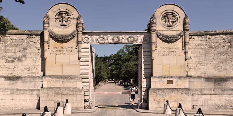 Rick Steves Tour: Pere Lachaise Cemetery, Paris