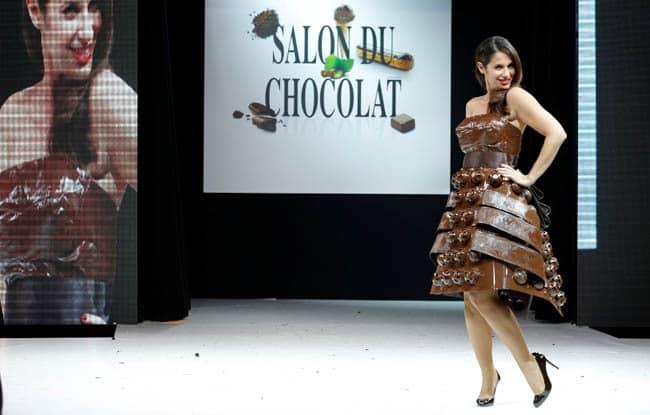 Top 5 fun facts about paris chocolate for Salon du pain paris
