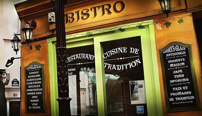 bistro-parisian