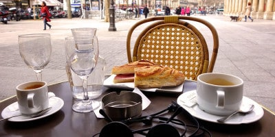 Paris-breakfast
