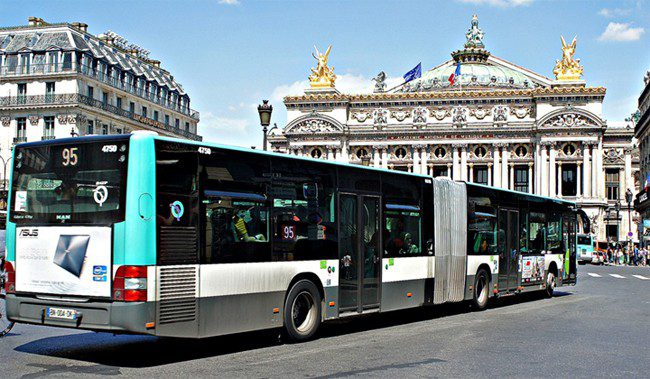 how to use the bus in paris. Black Bedroom Furniture Sets. Home Design Ideas