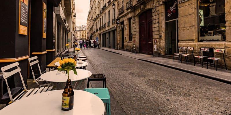 Paris-streets