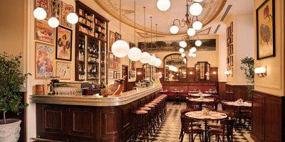 Parisian-bistro